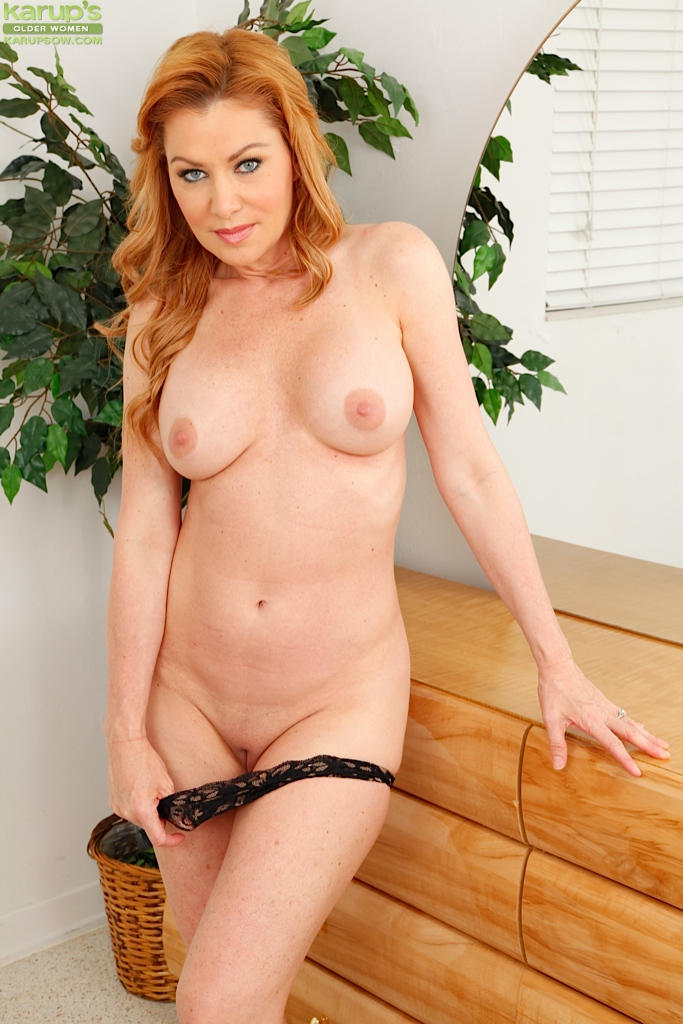 Mature redhead women galleries