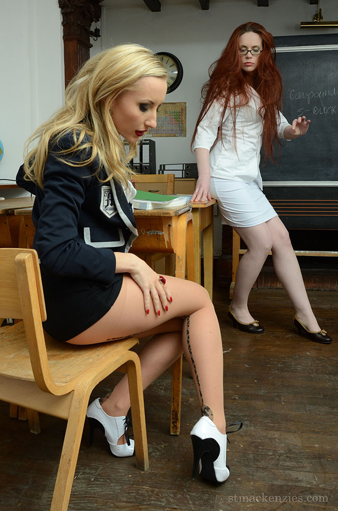 from Marco nude naughty school girls