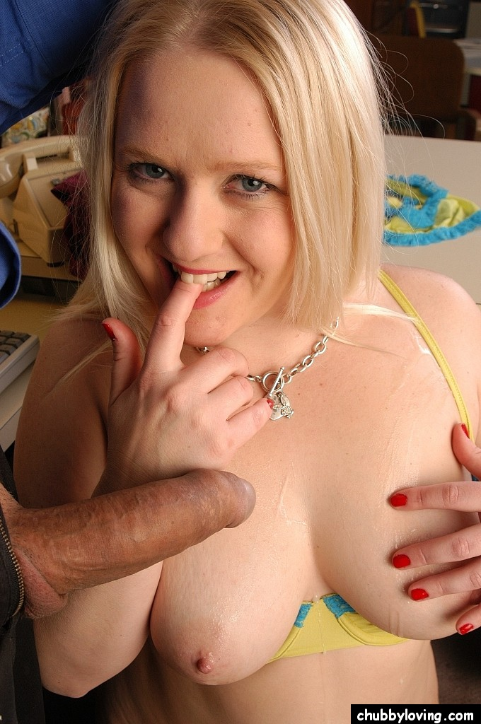Casually Chubby blow job blonde congratulate