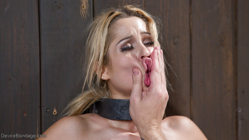 Pretty girl goldie is oiled up and fucked exotic4k 6
