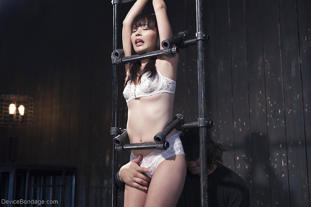 Asian clothespin bondage