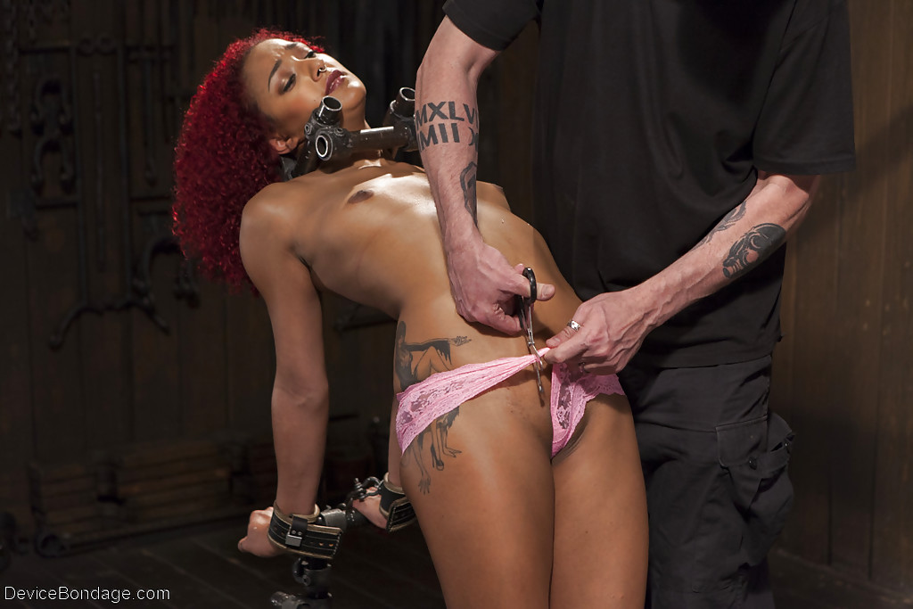Bondage girl sex