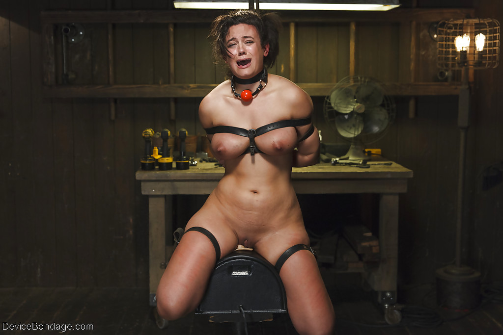 Electro bdsm first time assslave yoga 4