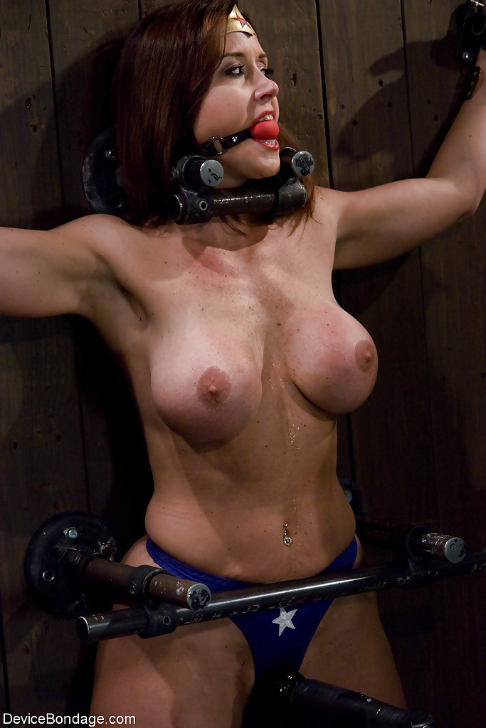 Bitch christina carter device bondage
