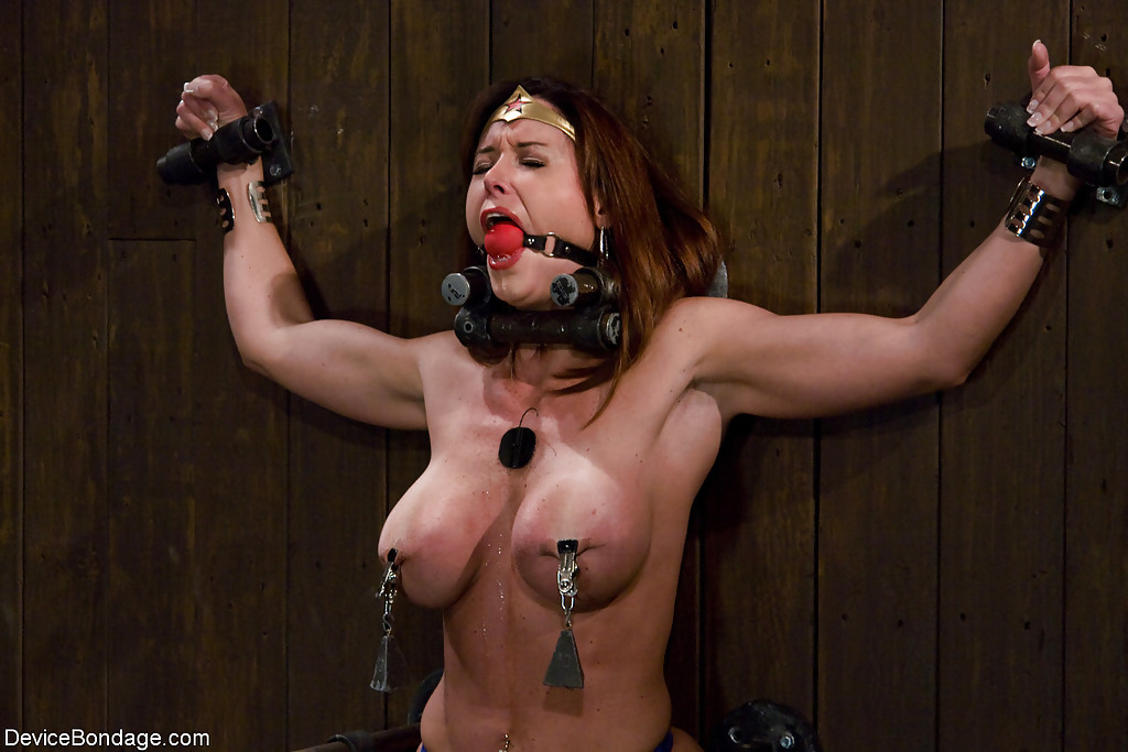 Wonder woman bondage xxx