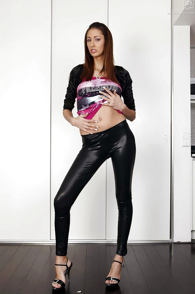 Pictures gallerie sex Leatherpants