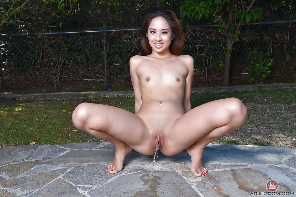 amateur asian piss