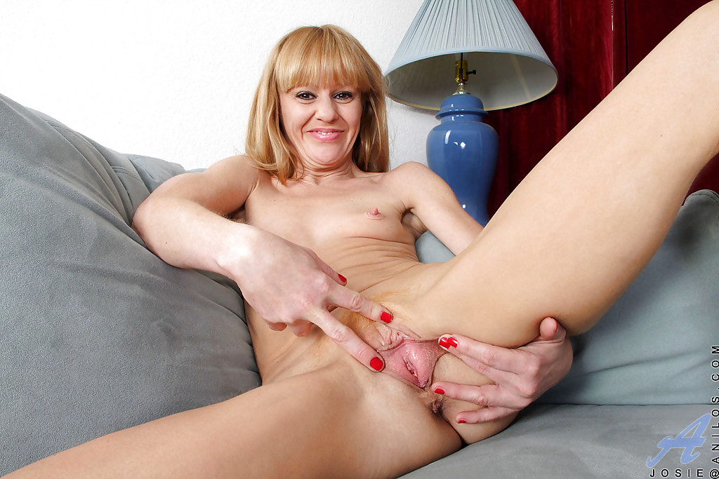 All nude mature women spread are not