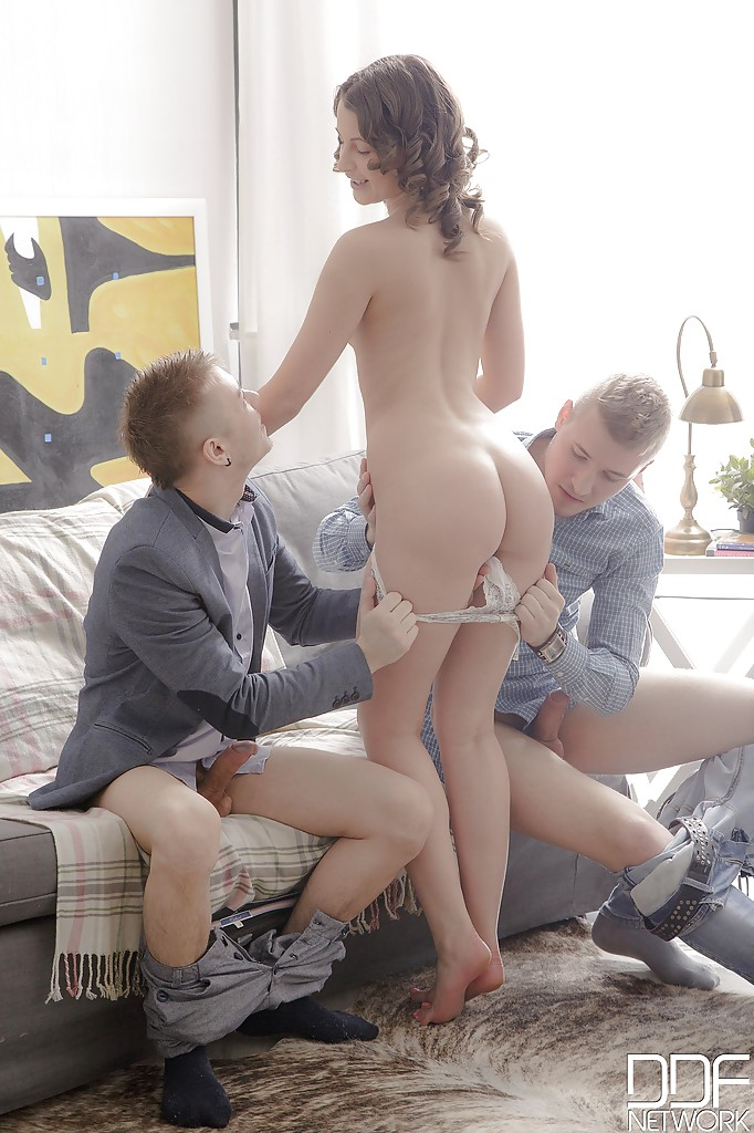 girl-jerking-off-two-dicks