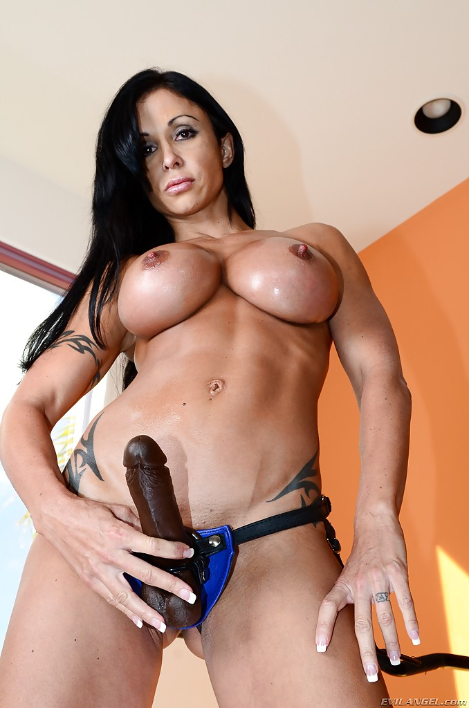 Think, hot muscular female domination excellent
