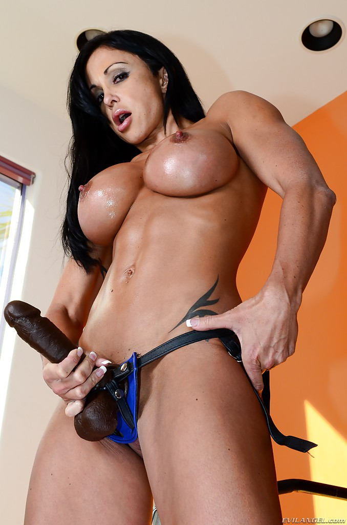 Seems me, hot muscular female domination