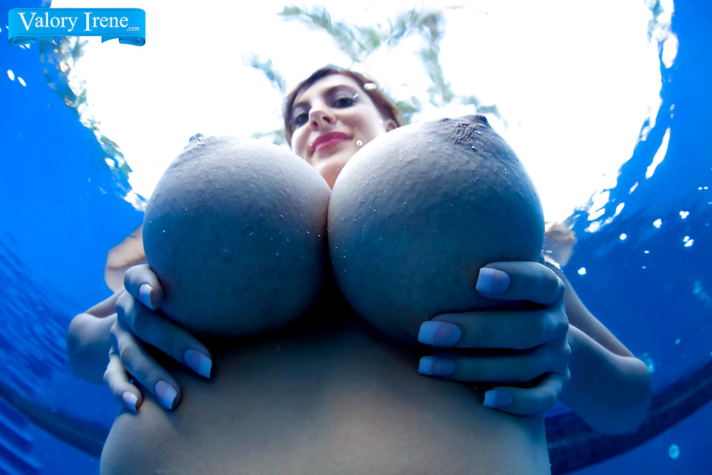 Super huge bbw tits-7693