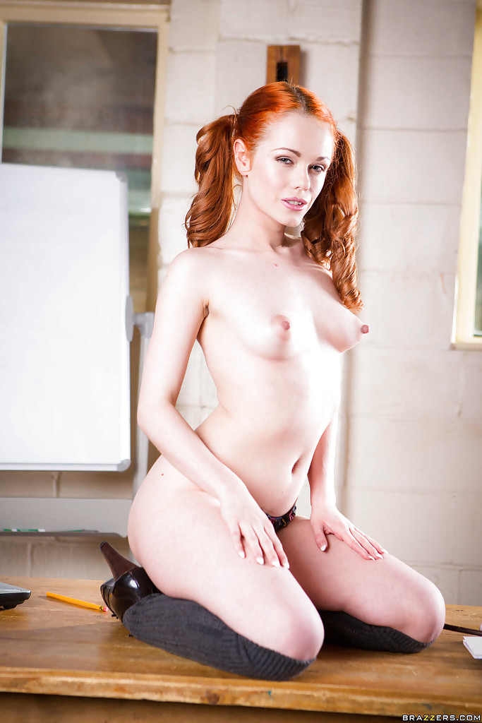 Consider, Big tit pigtail redhead girl are