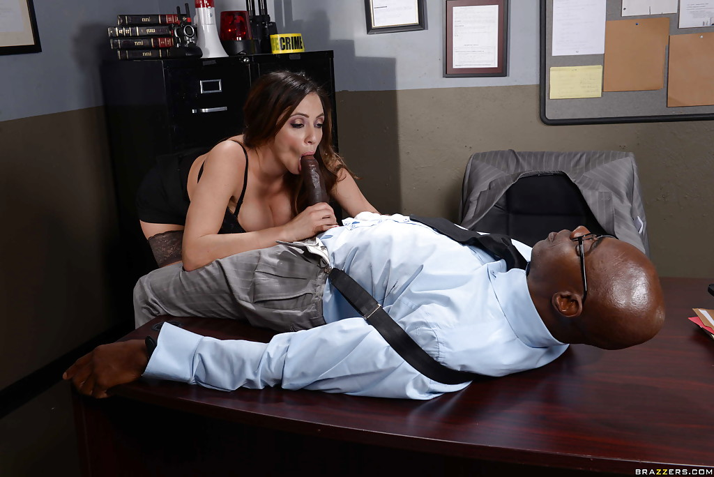 Pics of interracial office sex