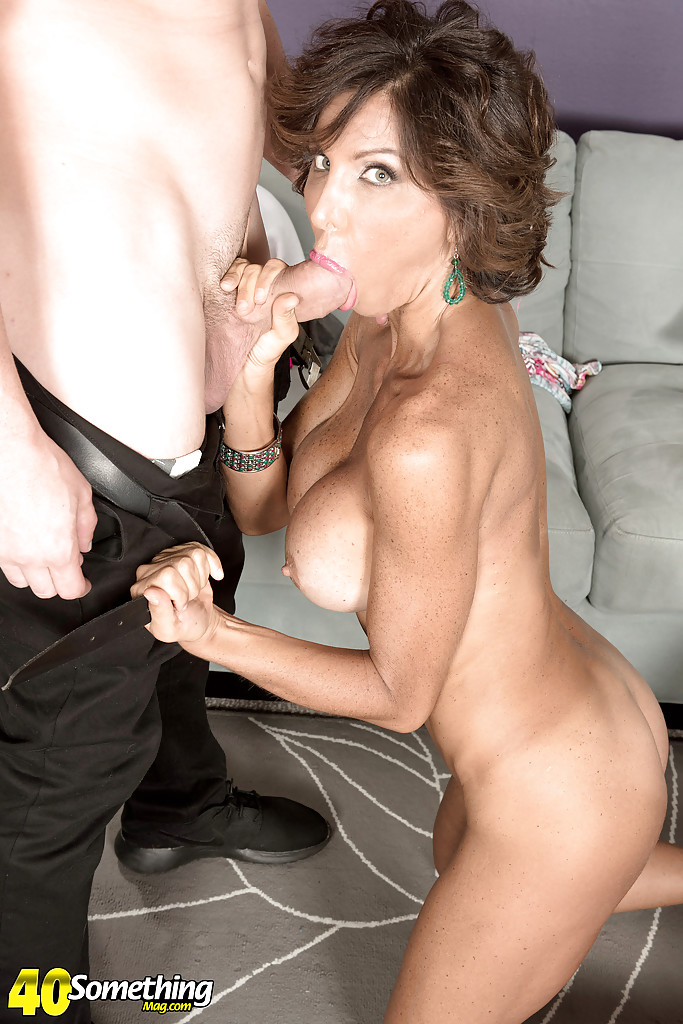 Sexy milf giving blowjob final, sorry