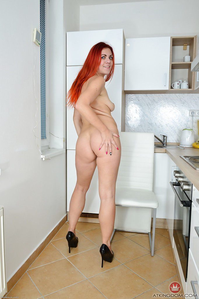 nude amateurs in kitchen hairy pussy
