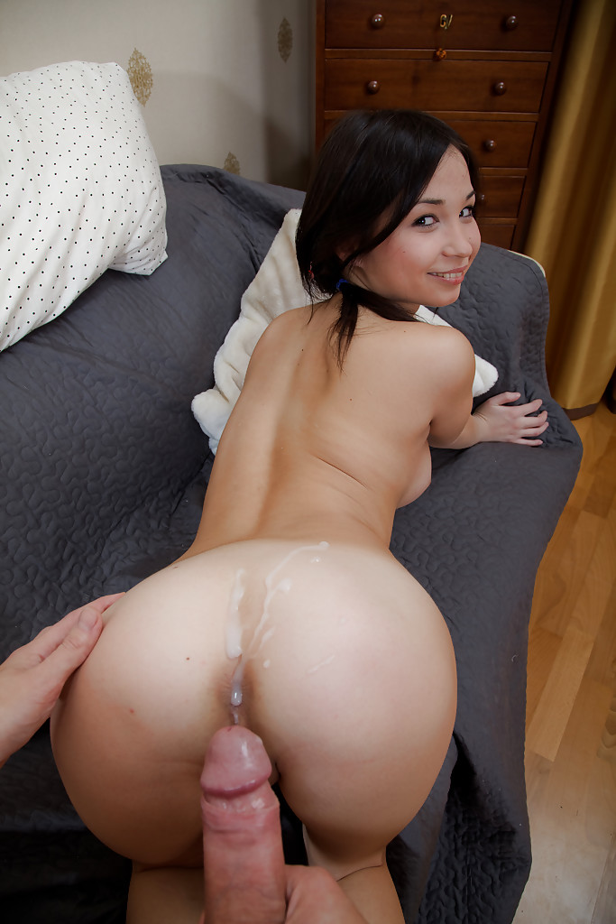 Asian ass sex