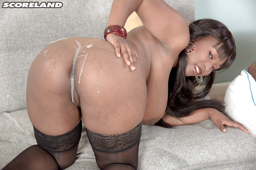Black plumper marie leone big black boob sex - 1 part 5