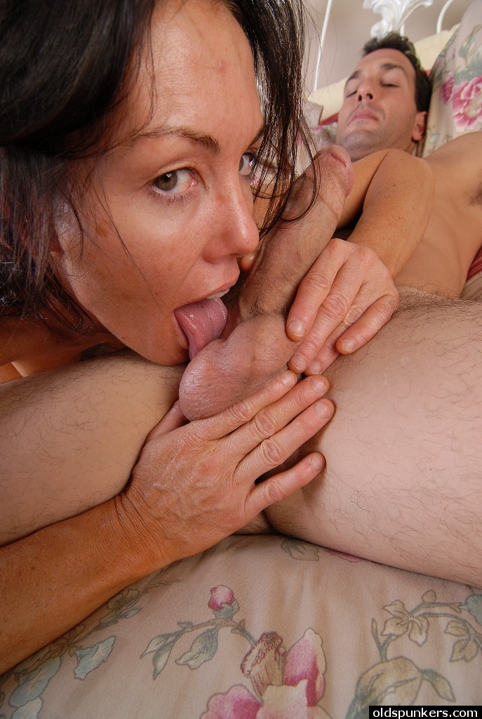 Old spunkers naughty nancy many thanks