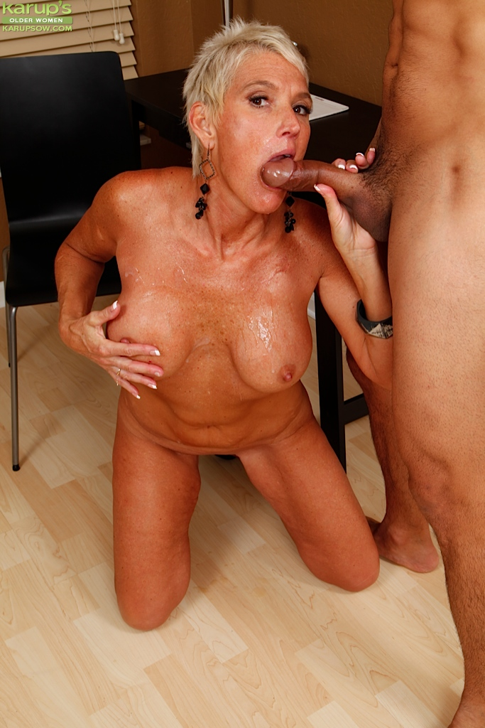 Mature milfs and cougars
