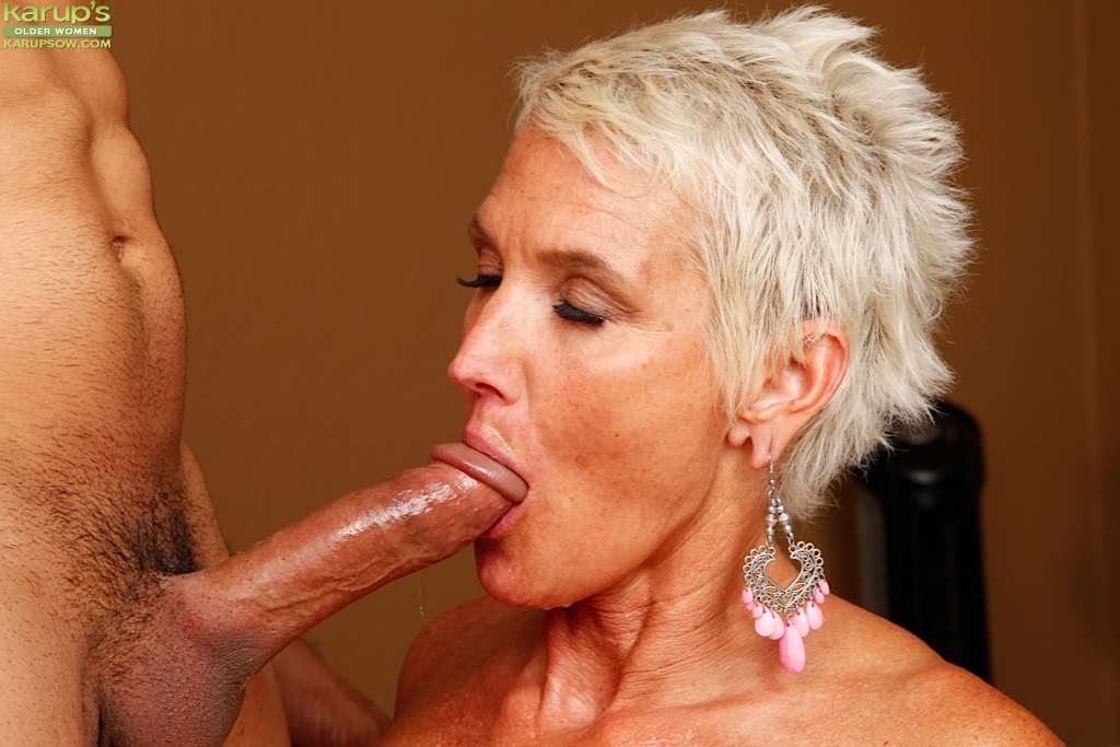 Mom short haired milf wants a good fucking - 2 part 1