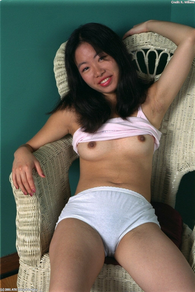 Amateur hairy wife with small tits