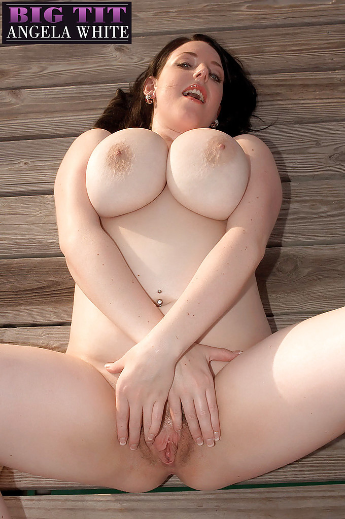 Big Ass Big Tits White Girl