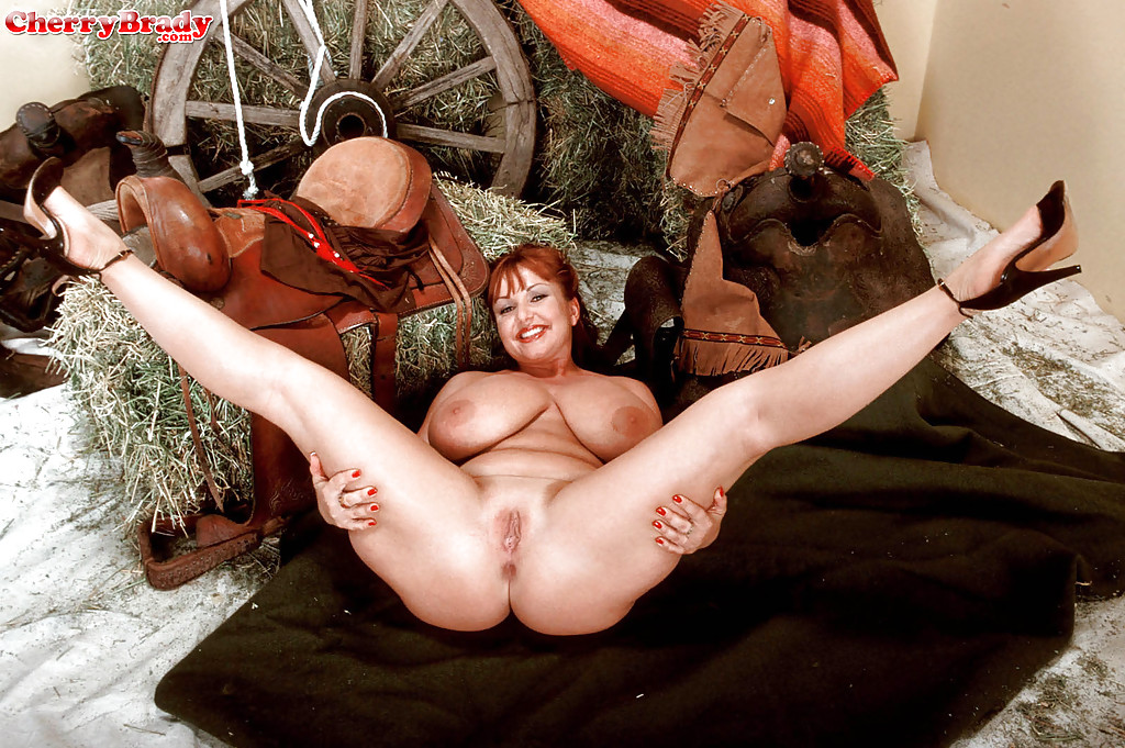 cherry mature cowgirl redhead