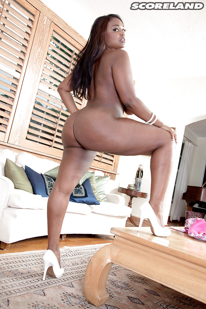 Black gals naked with big booty are