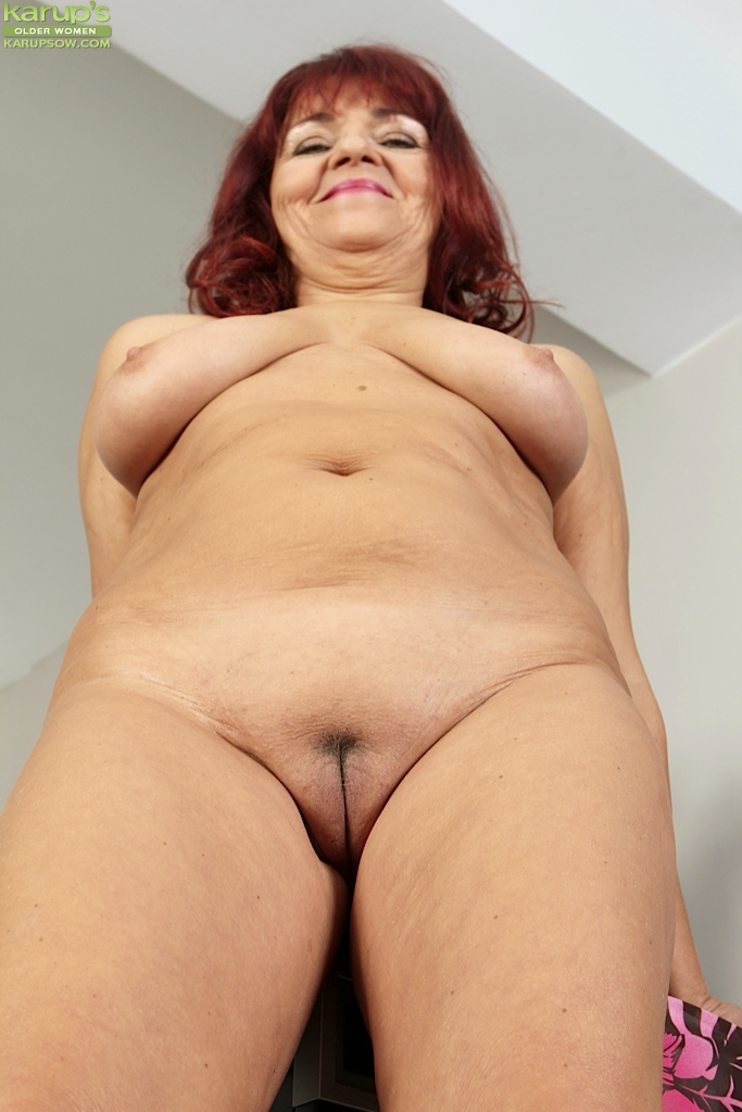 Older shaved spread