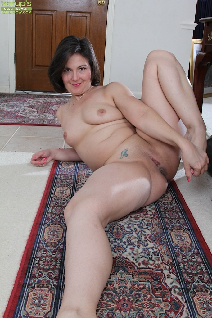 older women stripping naked
