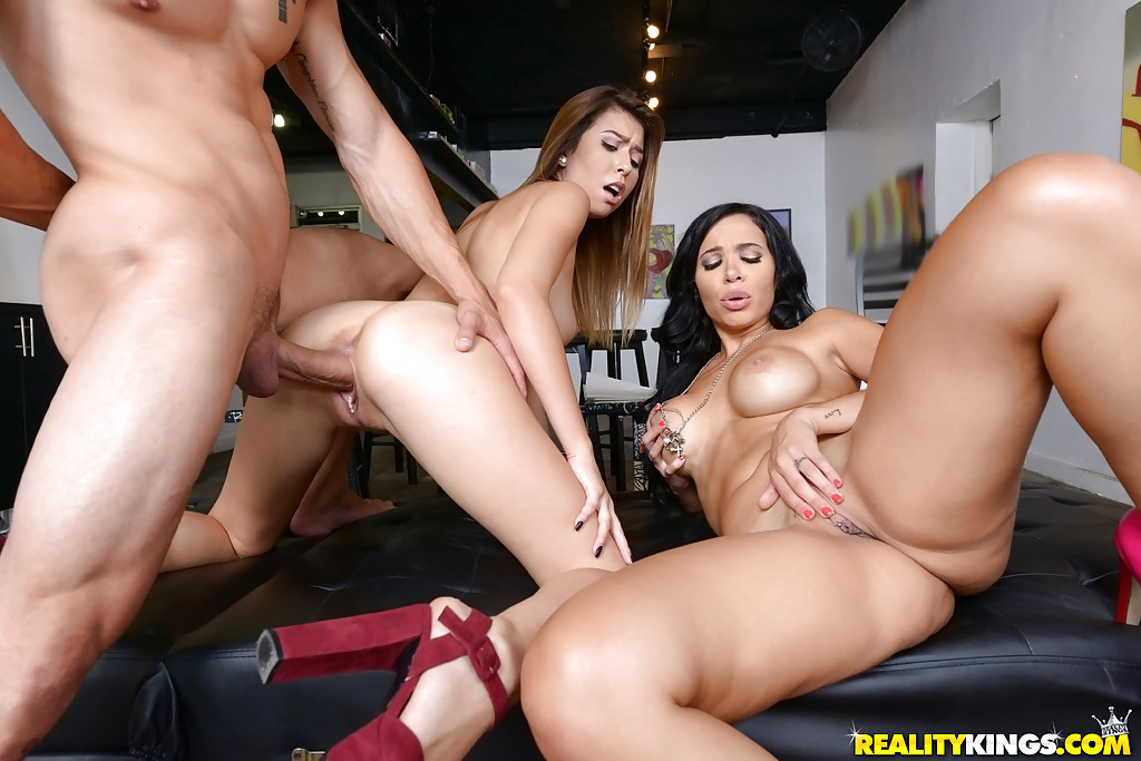Melissa Lynn The Surprise Party Brazzers Girls Reality Kings 1