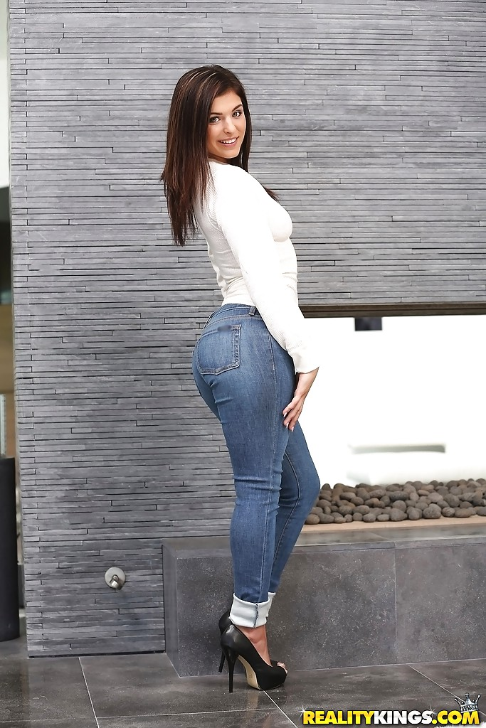 Teen in jeans porn pick