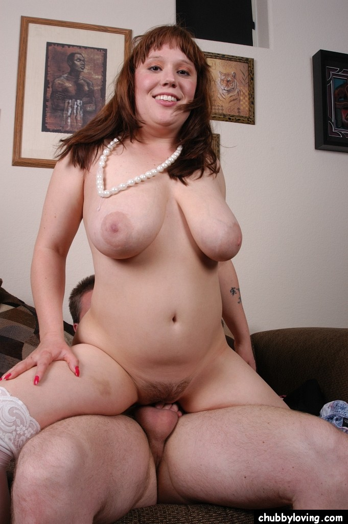 Chubby big women sex