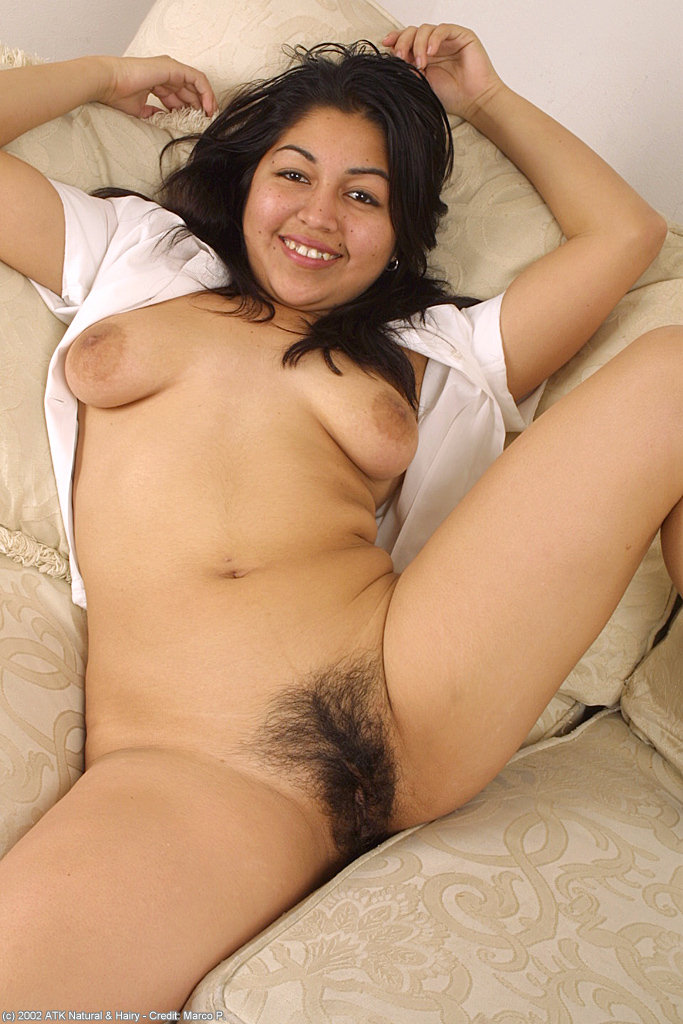Shaved big ebony