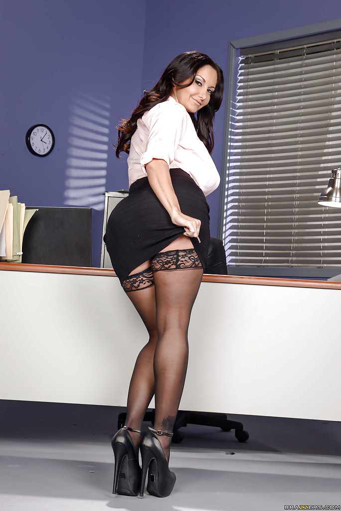 office Ava Addams, in