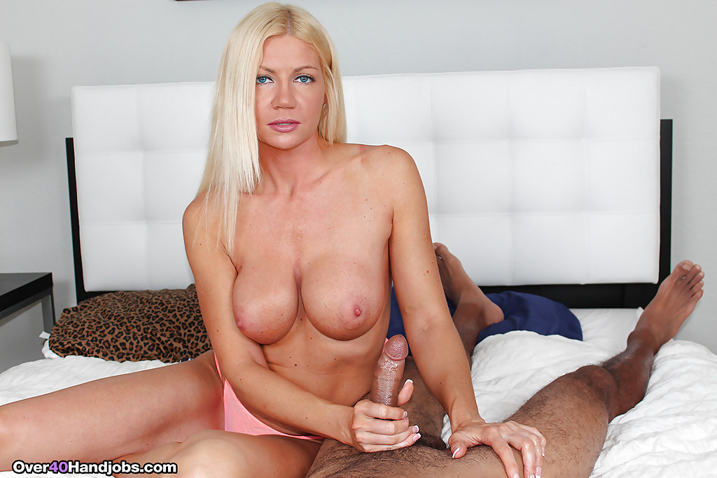 busty over blonde milf christina skye giving big cock