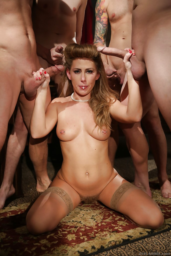 Please, carter cruise first gangbang remarkable, very
