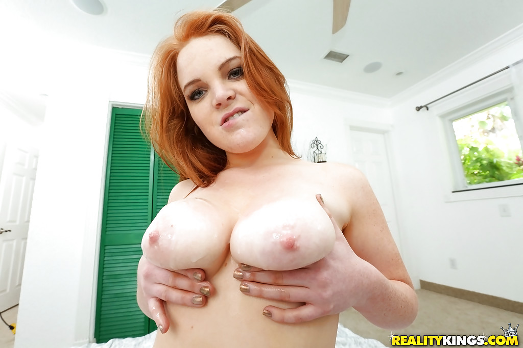 Big natural redhead patty xxx