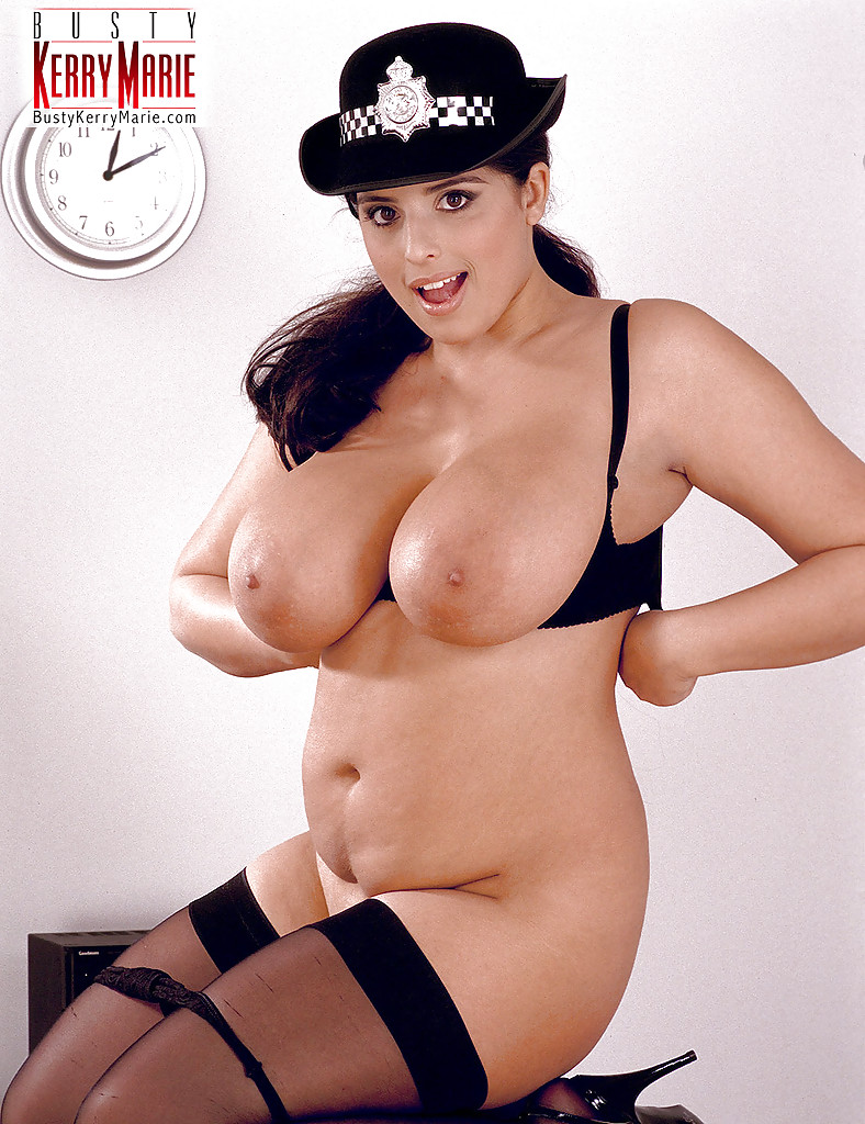 big tits in uniform 7