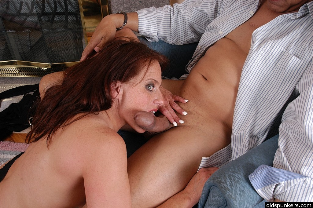 Love that huge mature redhead 03 they get caught