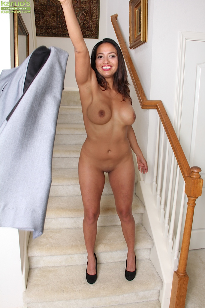 nude large latina breast