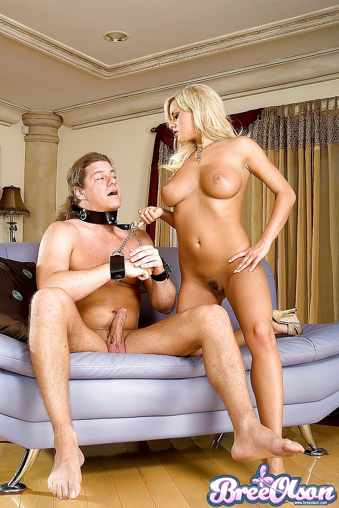 bree olsen and another hot slut strapon fucking