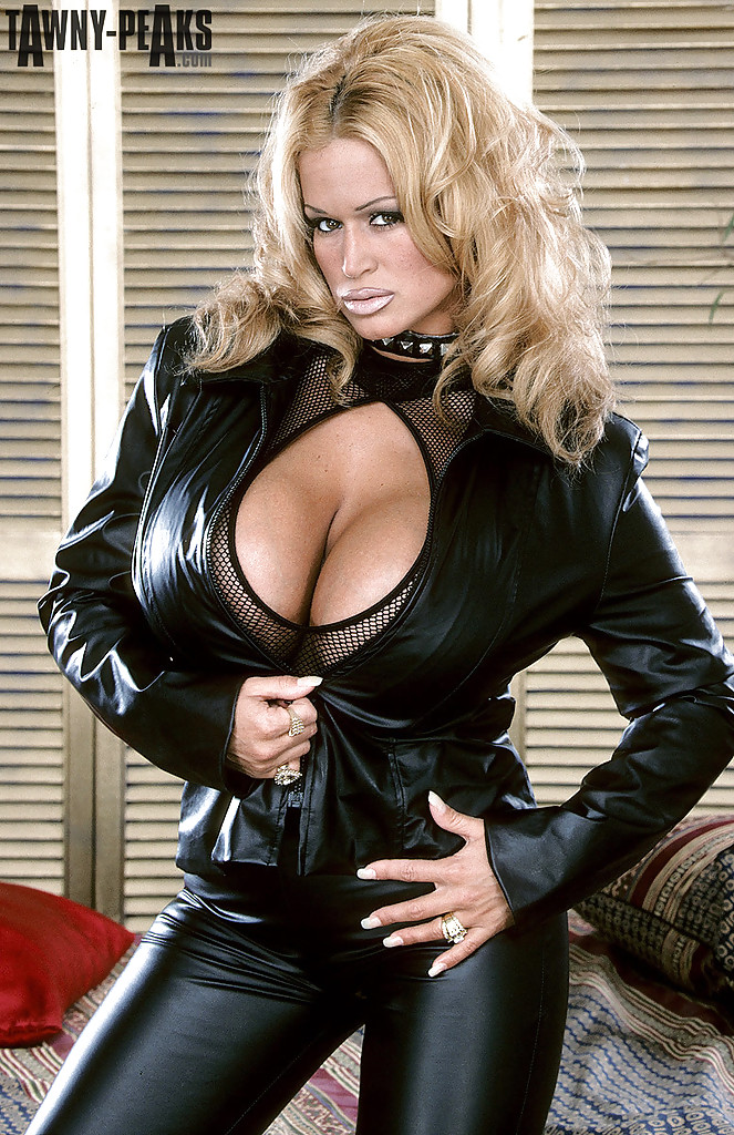 Big Tits Leather 110