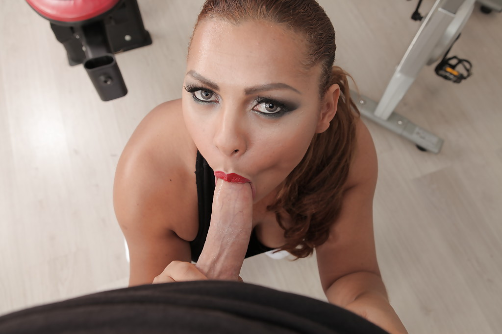 Latinas giving blowjobs and anal