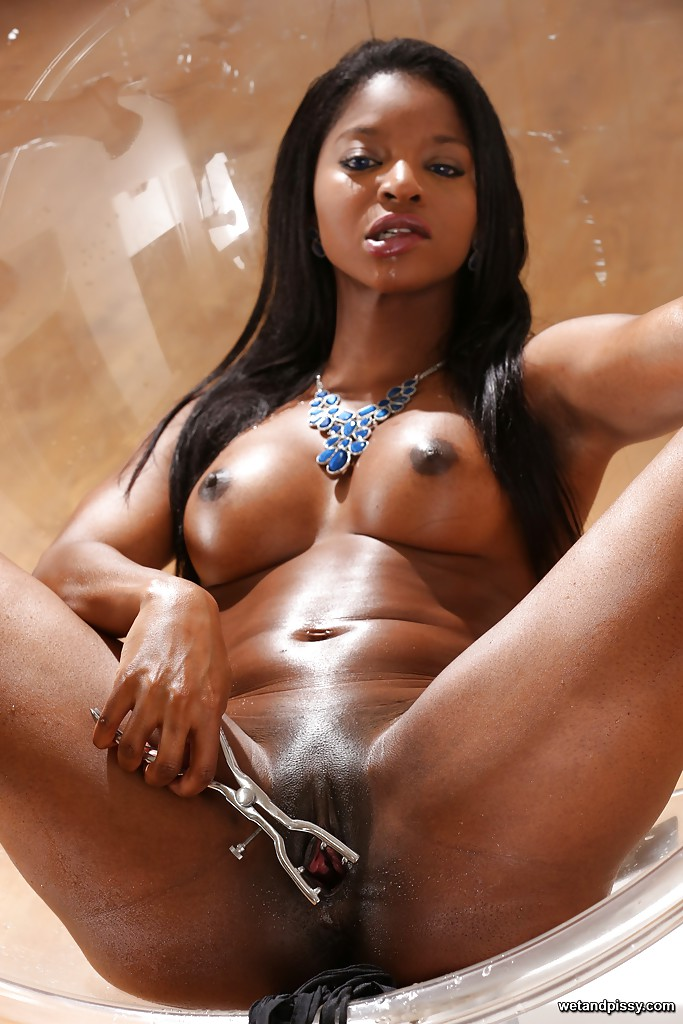 Amusing piece black girls shaved pussy