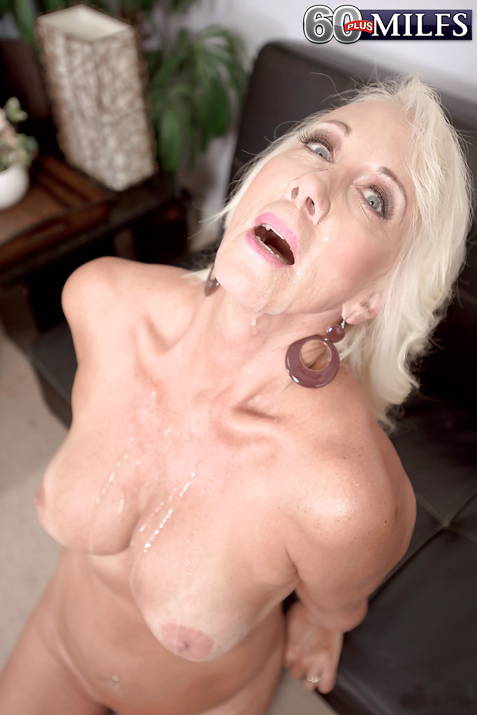 60 plus gilf gets off in wet tshirt 6