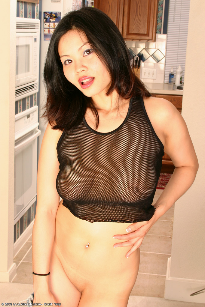 Big fish in pussy asian women