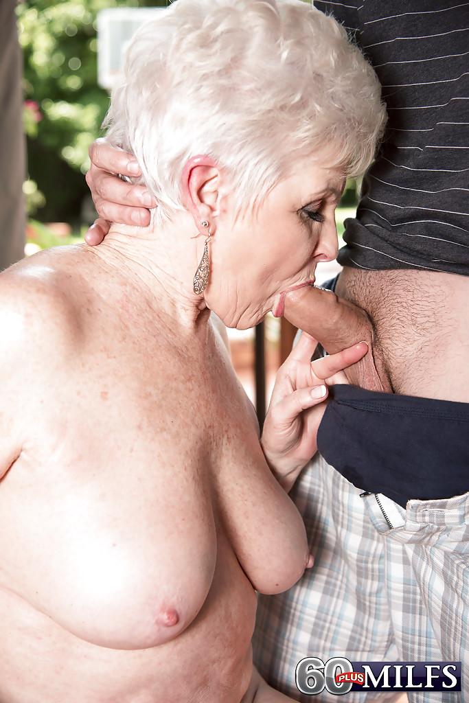 Granny Takes Big Dick