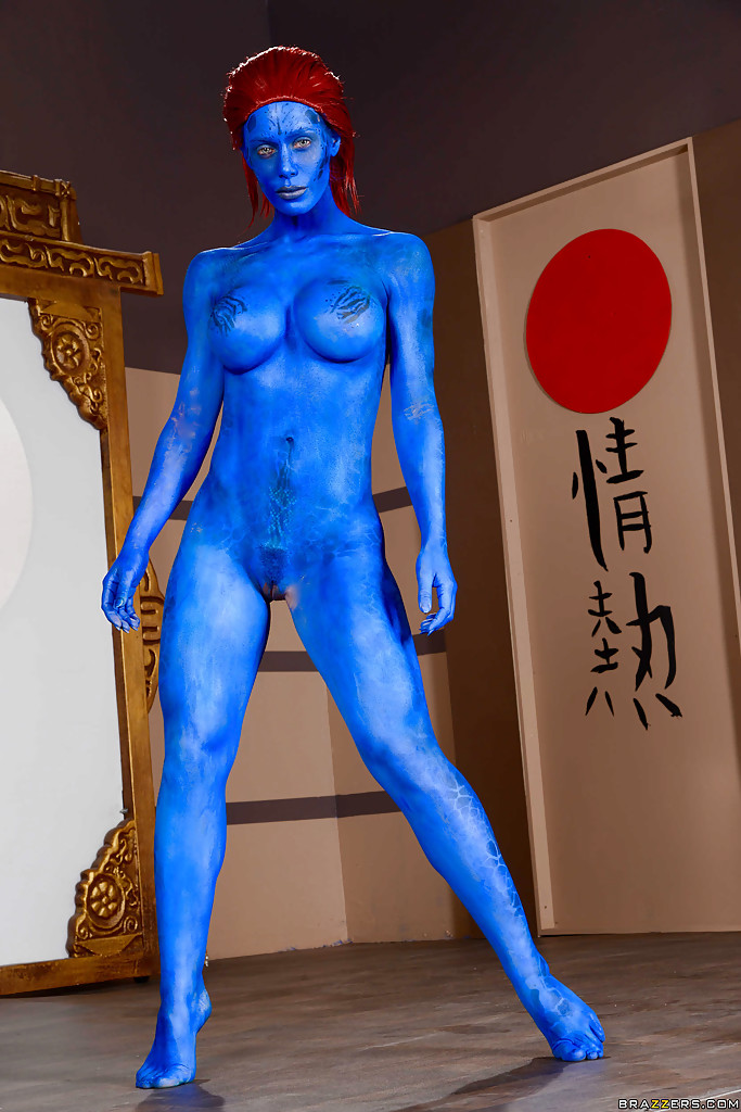 Topic Chemale Porno Body Paint congratulate, what